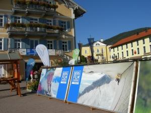 Bergfilm-Festival Tegernsee 2017 - an der Uferpromenade