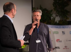 Im Barocksaal bei der Eröffnung des Festivals. (Foto: Thomas Plettenberg)
