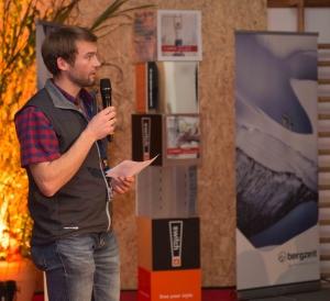 Im Medius bei der Eröffnung des Festivals. (Foto: Thomas Plettenberg)