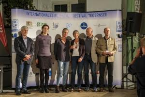 Bergfilm-Festival Tegernsee 2018 - die Mitglieder der internationale Jury