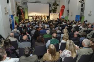 Bergfilm-Festival Tegernsee 2018 - Eröffnung - die Jury wird vorgestellt
