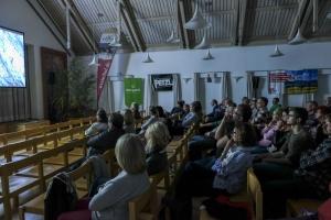 Bergfilm-Festival Tegernsee 2018 - erster Abend im Quirinal