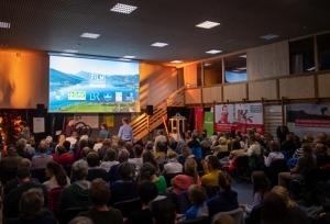 Bergfilm-Festival 2019,  Medius