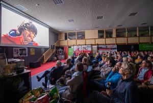 Bergfilm-Festival 2019; In Memoriam - Zum Gedenken an David Lama und Hansjörg Auer