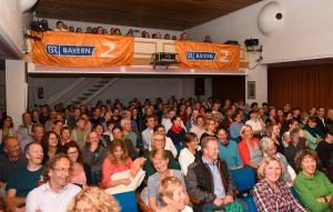 Bergfilm-Festival 2019, Ludwig Thoma Saal , Bayern 2 special