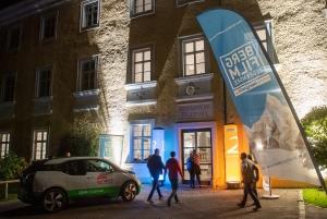 Beginn des 17. Internat. Bergfilm-Festivals Tegernsee