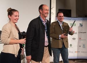 Bergfilm-Festival Tegernsee 2019, Preisverleihung Barocksaal