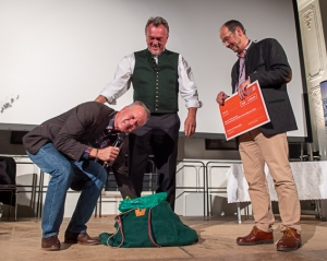 BergfilmFestival Tegernsee 2019, Preisverleihung Barocksaal