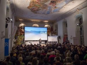 beim Eröffnungsabend im Barocksaal - 19.10.2016 (Foto: Thomas Plettenberg)