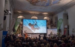 Bei der Preisverleihung/Schlussfeier im Barocksaal (Foto: Thomas Plettenberg)