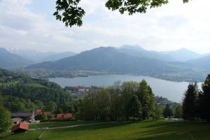 Sponsorentreff auf der Neureuth - 2. Mai 2018 - mit besten Aussichten