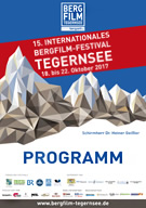 Titelseite des Festival-Programms 2017